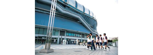 京セラドームへの移動も、adidasに身を包めばワクワク楽しい!心地いい!